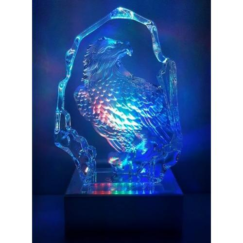 Eagle Iceberg Crystal Light
