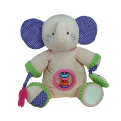 Baby Girl Activity Elephant