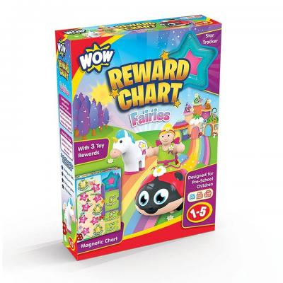 Wow Reward Chart Fairies