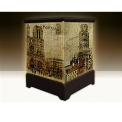 Pintoo Showpiece Jigsaw Lantern Famous Architectures