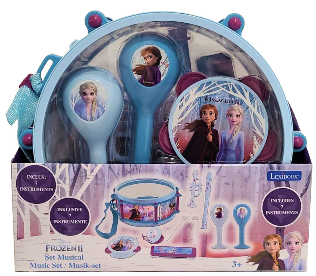 Disney Frozen 2 Party Band Set