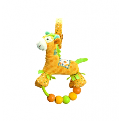 Gund Baby Hopscotch Giraffe Teether