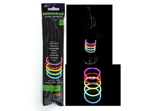 Luminous Glow Bangles