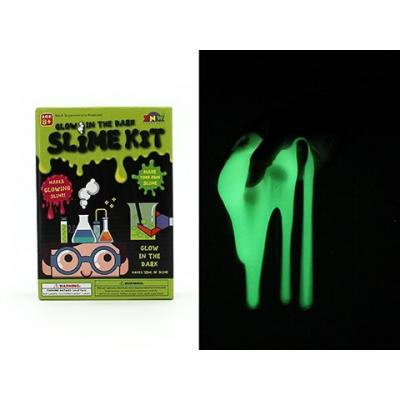 Glow In The Dark Slime Kit