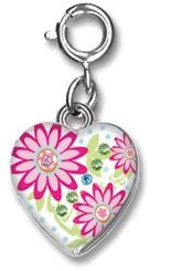 Charm It Heart Pendant Charm