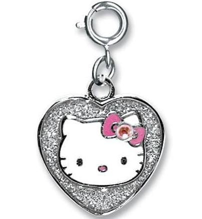 Charm It Hello Kitty Heart Charm