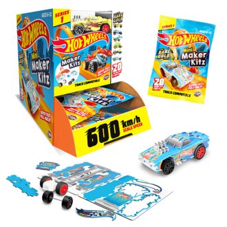Hot Wheels Maker Kitz - Mini Blind Bag