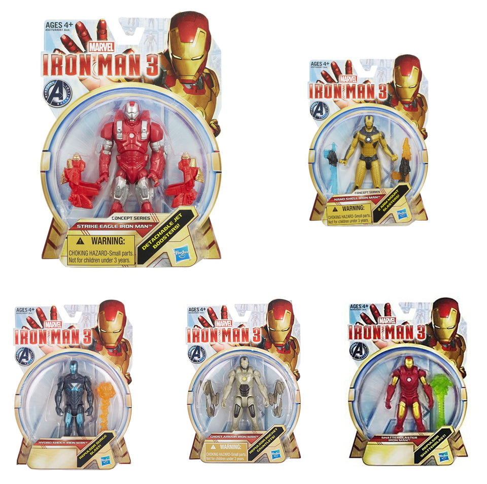 Marvel Avengers Iron Man 3 Figurine