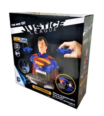 Justice League The New 52 Superman 3D Puzzle