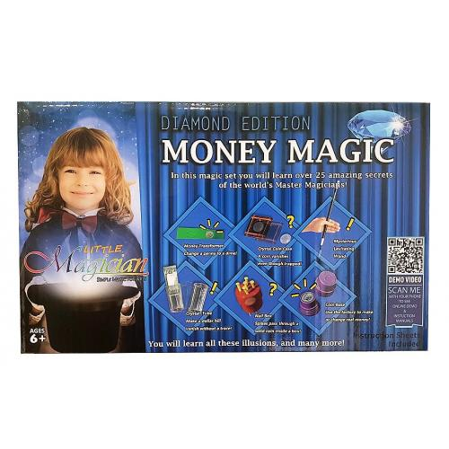 Little Magician Diamond Edition Money Magic