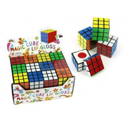 Rubik's Cube Lip Gloss