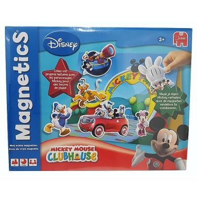 Jumbo Disney Mickey Mouse Clubhouse Magnetics