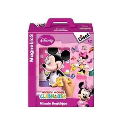 Diset Disney Minnie Mouse Boutique Magnetics