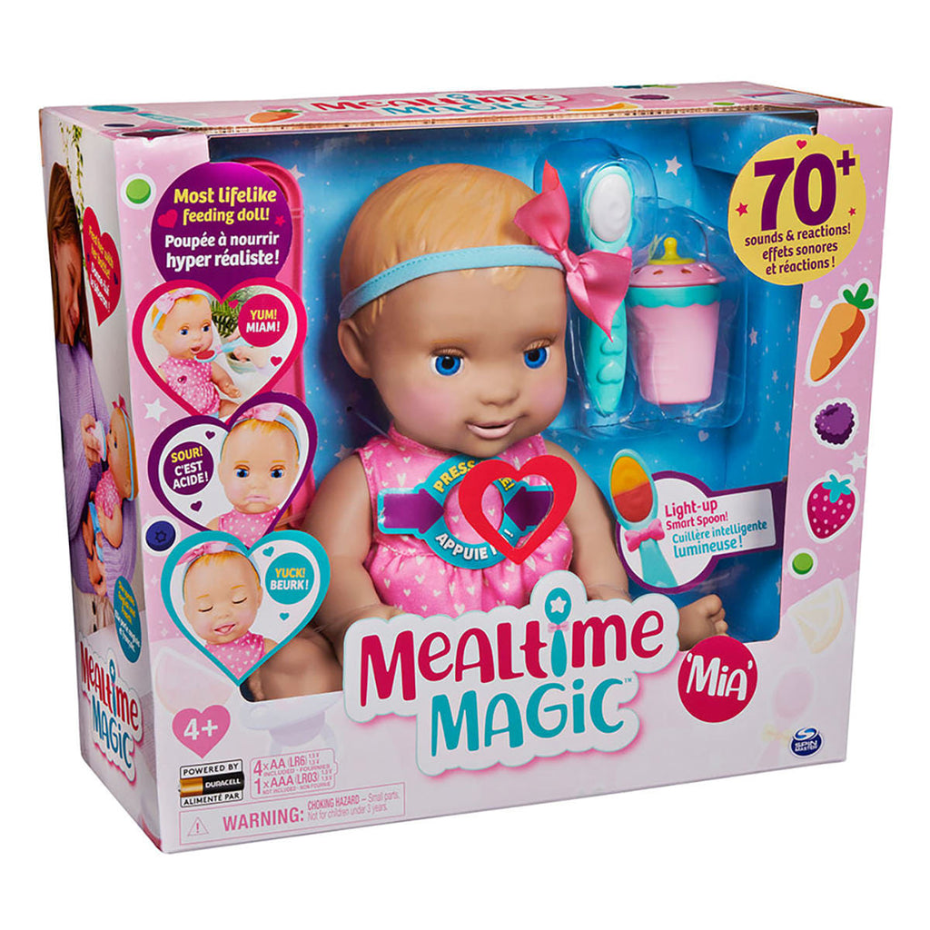 Spin Master Mealtime Magic 'Mia'