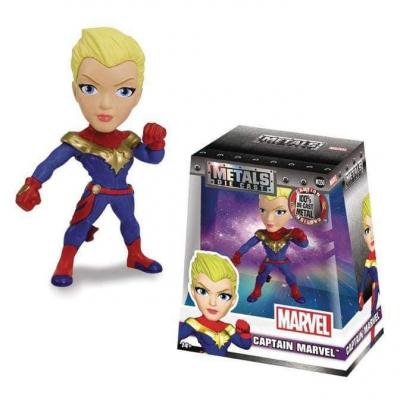 Marvel Metals Die Cast Captain Marvel