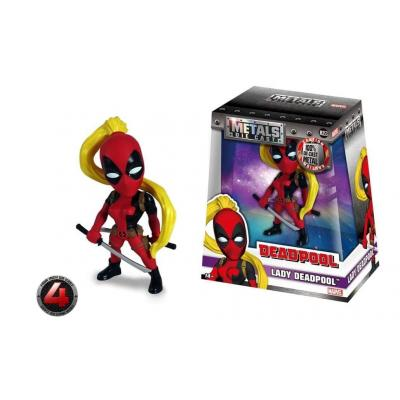 Marvel Metals Die Cast Lady Deadpool