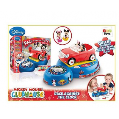 Disney Mickey Mouse Clubhouse Race Against The Clock