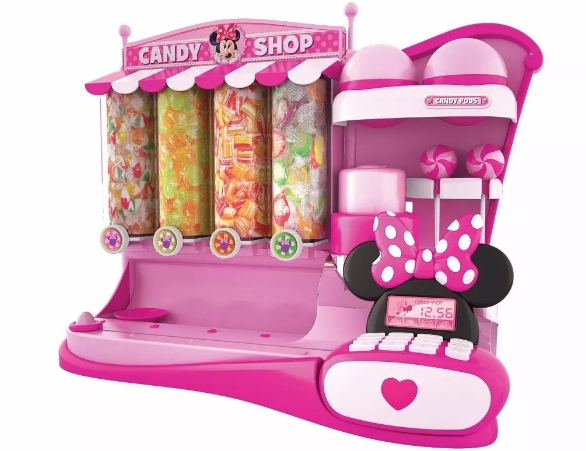 Minnie Mouse Candy Shop