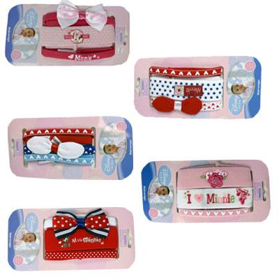Disney Baby Minnie Mouse Hairwraps