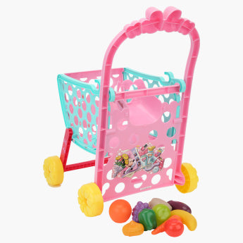 Disney Junior Minnie Mouse Shopping Trolley