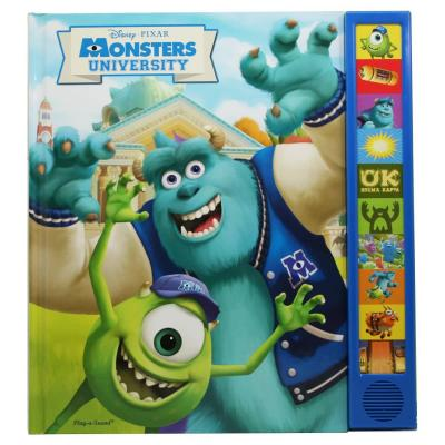 Disney Pixar Monsters University Play-A-Sound Book