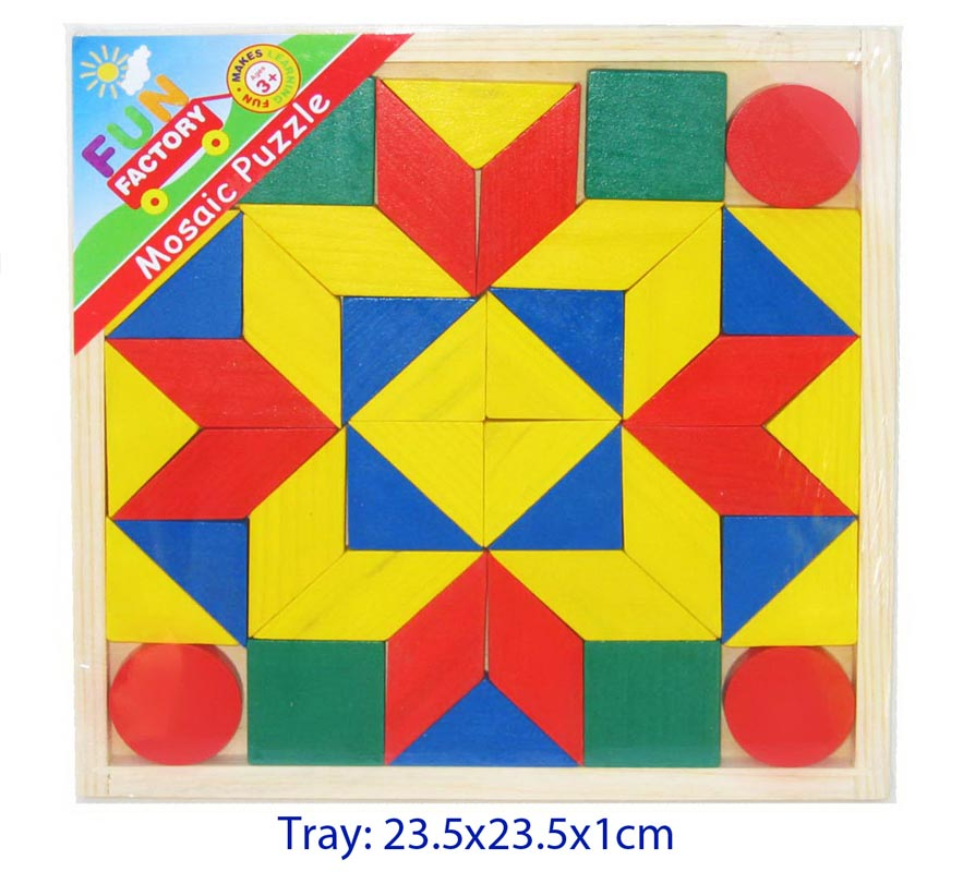 Fun Factory Mosaic Puzzle