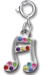 Charm It Music Note Charm