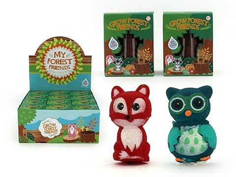 Grow Forest Friends