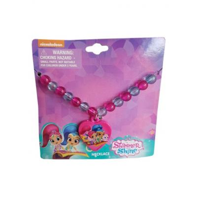 Nickelodeon Shimmer & Shine Necklace