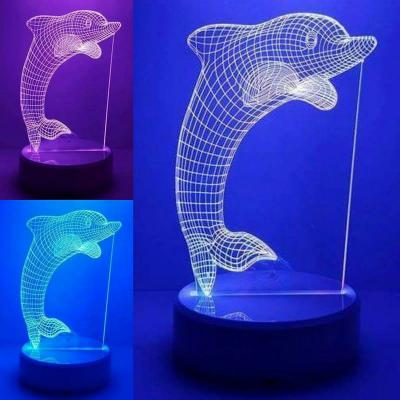 Dolphin LED Rechargeable Light