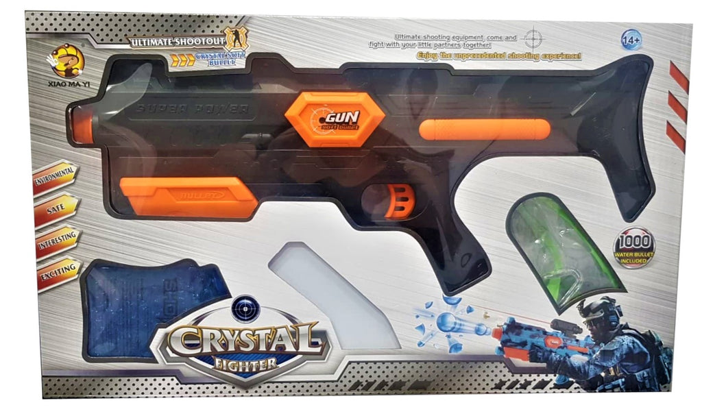 Crystal Fighter Ultimate Shootout Gun