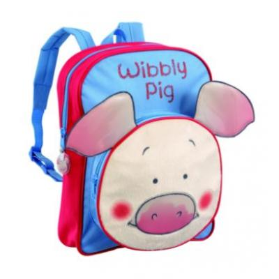 Wibbly Pig Toddler Backpack