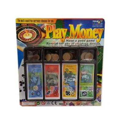 Pretend Play Money