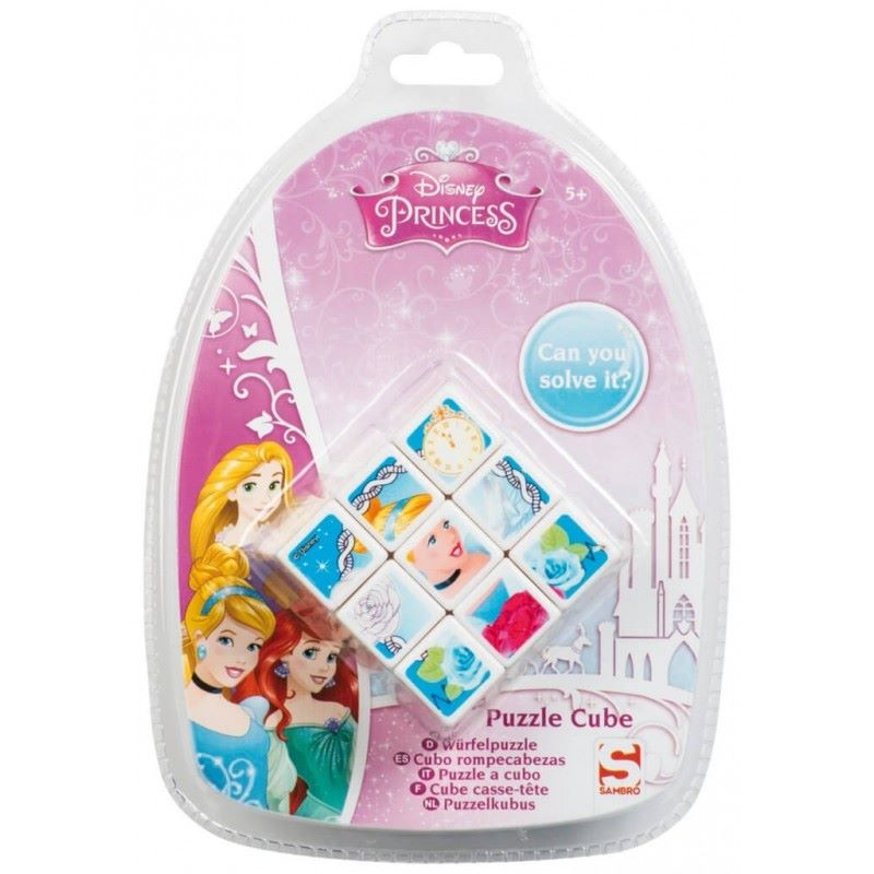 Disney Princess Puzzle Cube