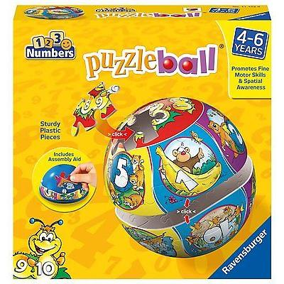 Ravensburger 1 2 3 Numbers Puzzleball