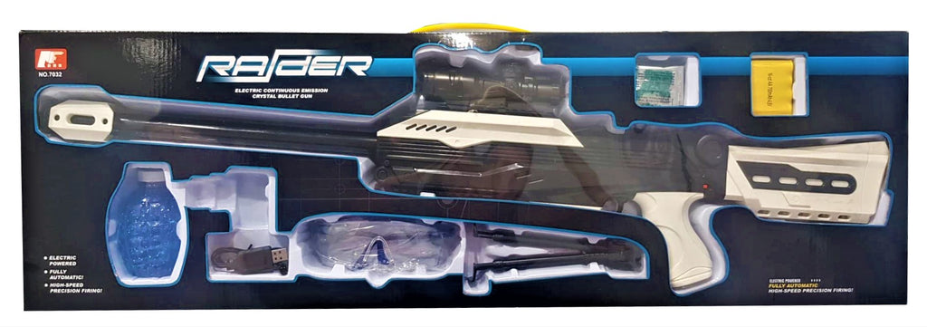 Rader Electric Continuous Emission Crystal Bullet Gun