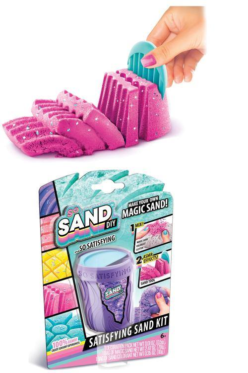So Sand DIY Satisfying Kit - Magic Sand