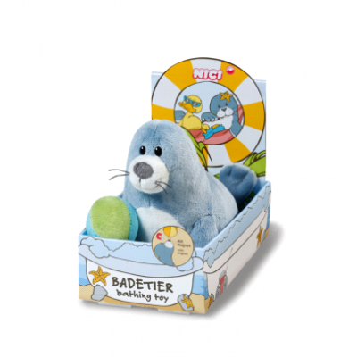 Nici Badetier Bathing Toy Seal