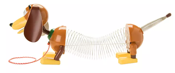 Disney Pixar Toy Story Talking Slinky Dog