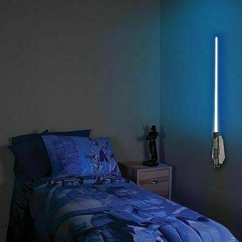 Star Wars Lightsaber Room Light