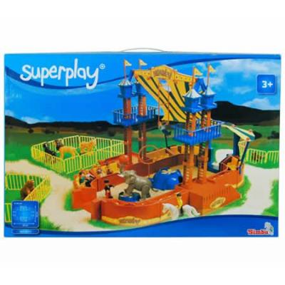 Simba Superplay Circus Playset
