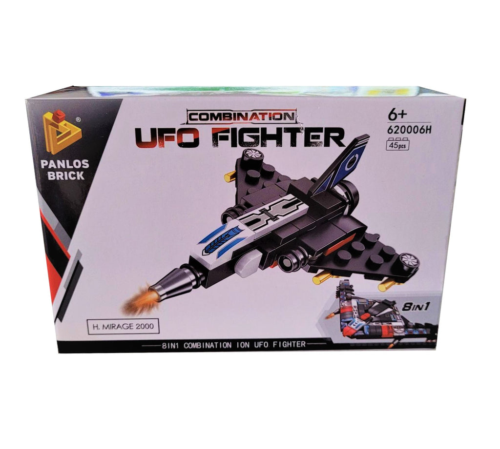 Panlos Brick UFO Fighter