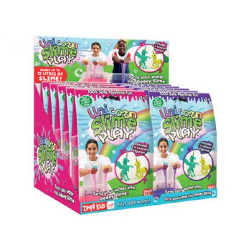 Zimpli Kids Unicorn Slime Play