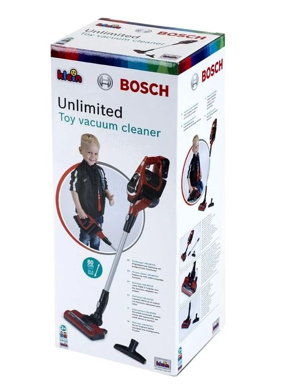 Klein Bosch Unlimited Toy Vacuum Cleaner