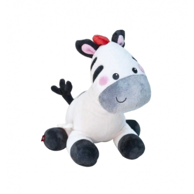 Fisher Price Musical Waggy Zebra