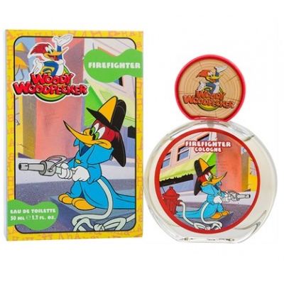 Woody Woodpecker EDT Firefighter 50ml