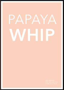 Papaya Whip