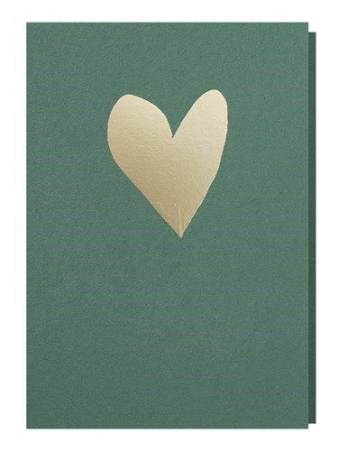 Healthy Heart card green