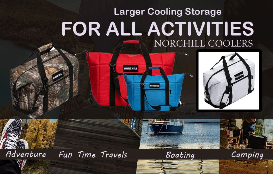 Larger Boat Cooling Storage