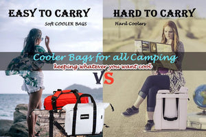 Why Switch from a Hard Cooler to a Soft Cooler Bag